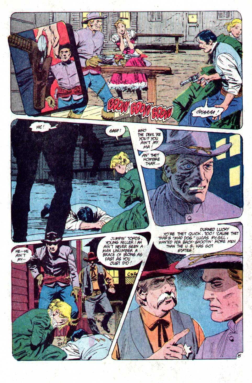 Read online Secret Origins (1986) comic -  Issue #21 - 18