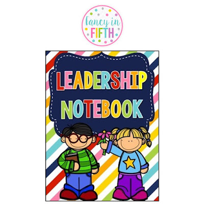 https://www.teacherspayteachers.com/Product/Leadership-Notebook-1052653