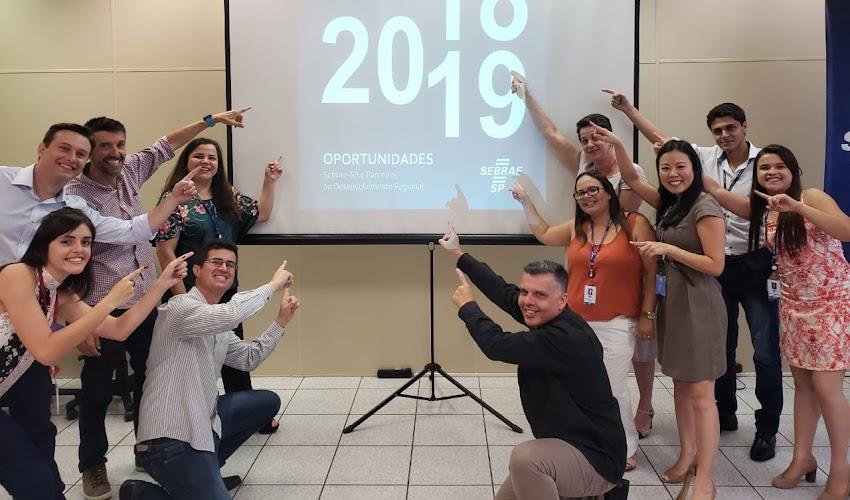 Evento do Sebrae-SP reúne 50 representantes de 13 cidades da região de Botucatu