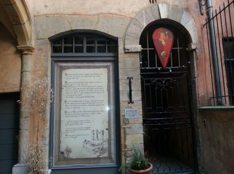 Mandragore, boutique médiévale à Lyon