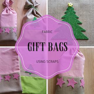 http://keepingitrreal.blogspot.com.es/2016/12/fabric-gift-bags.html