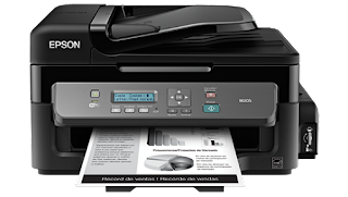 Download Epson WorkForce M205 drivers