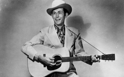 """Lirik Lagu Hank Williams - I'm So Lonesome I Could Cry"""