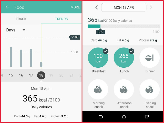 Samsung's S Health App - Hidden Features and Tips
