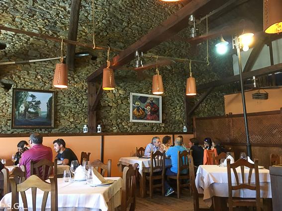 Restaurante La Solana en Ribadeo