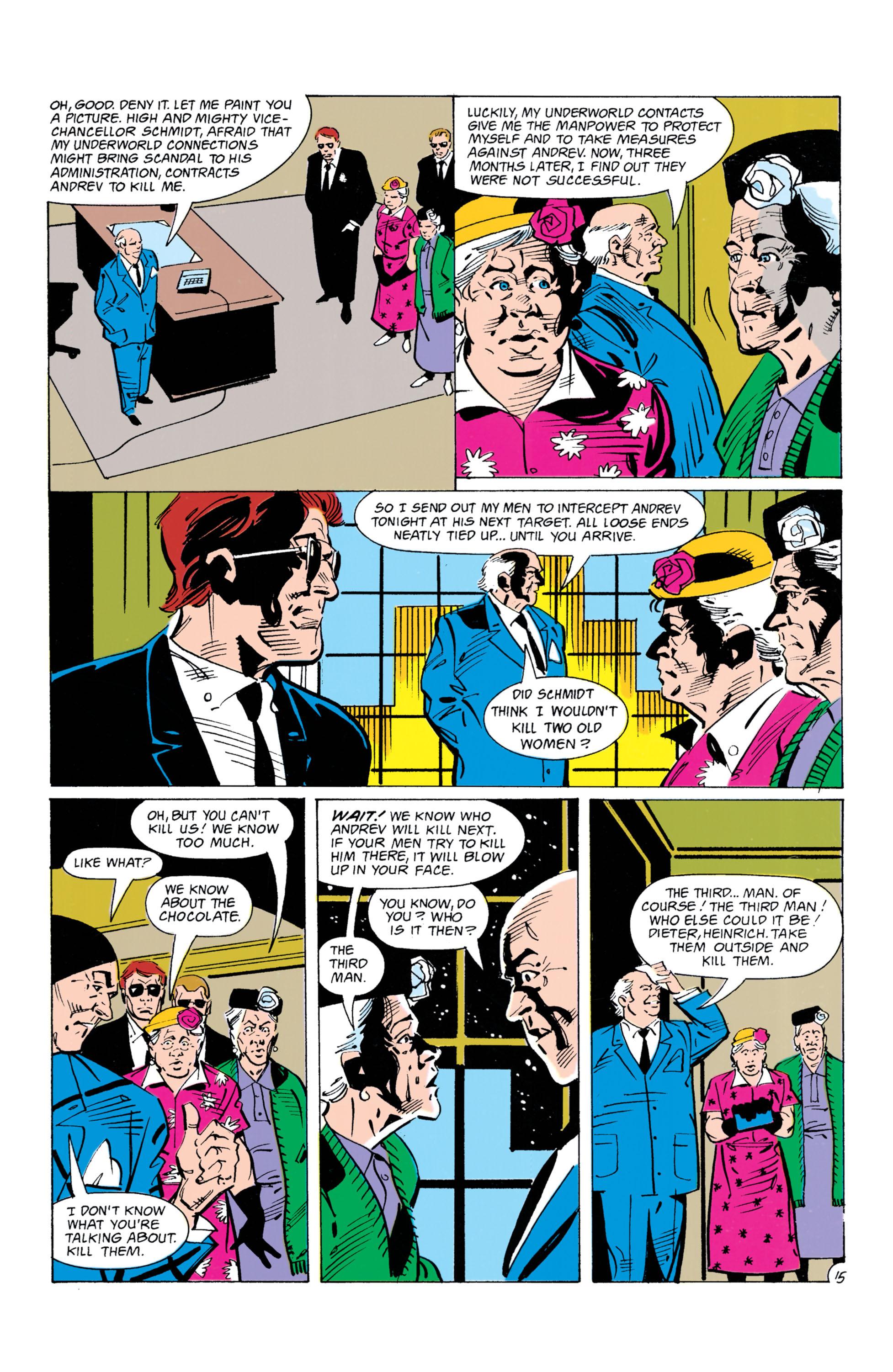 Detective Comics (1937) 634 Page 15