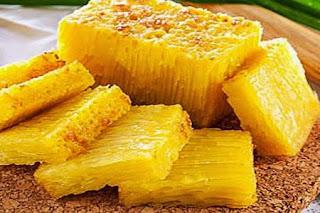 Kue yg paling unik dari bentuk dan rasa dari kota tersebut Resep Bika Ambon KUKUS Mudah JUNA