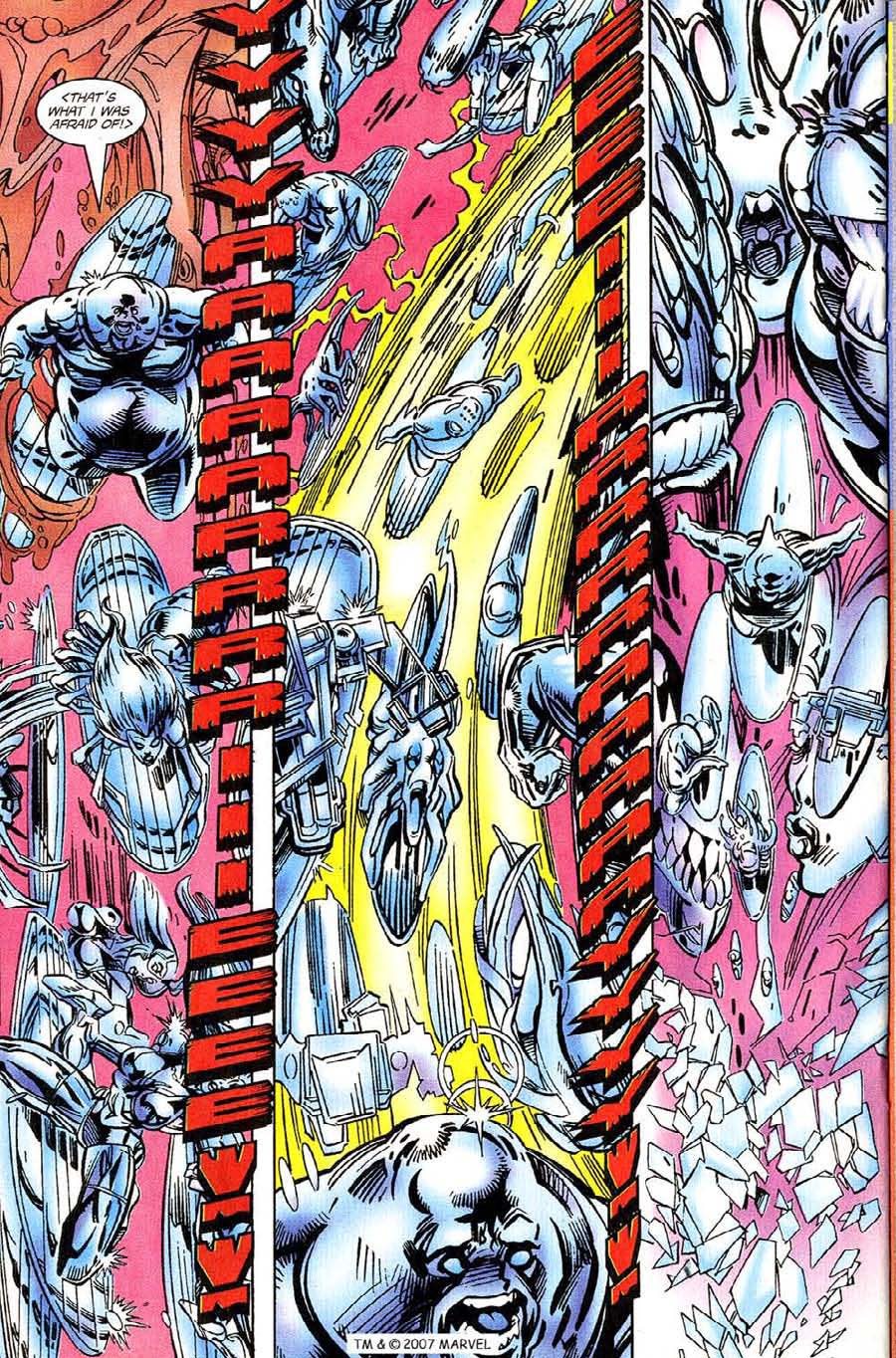 Silver Surfer (1987) Issue #118 #126 - English 22