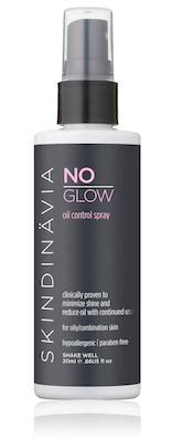 skindavia no glow spray