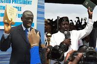 UGANDA, KENYA AND 'PEOPLES PRESIDENTS'