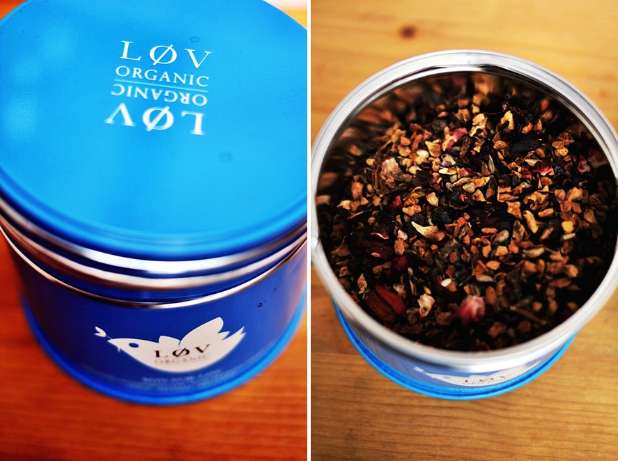 lov organic tea berlin