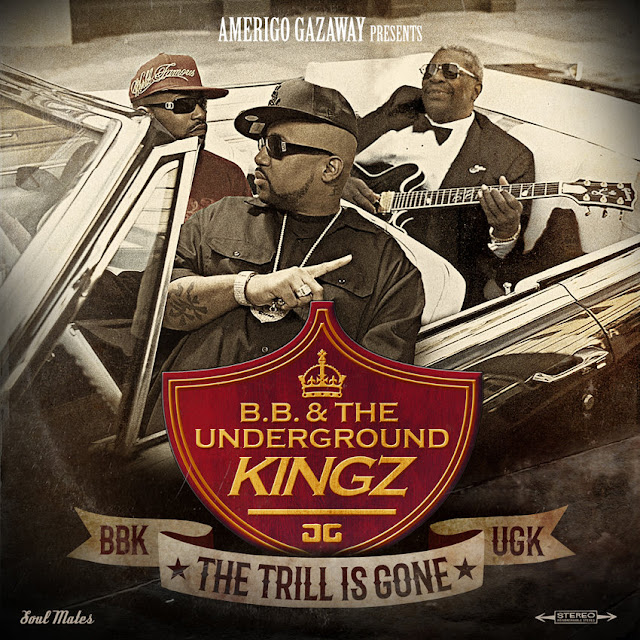 The Trill Is Gone - B.B. and The Underground Kingz | Amerigo Gazaway Production ( Full Album Free Download )