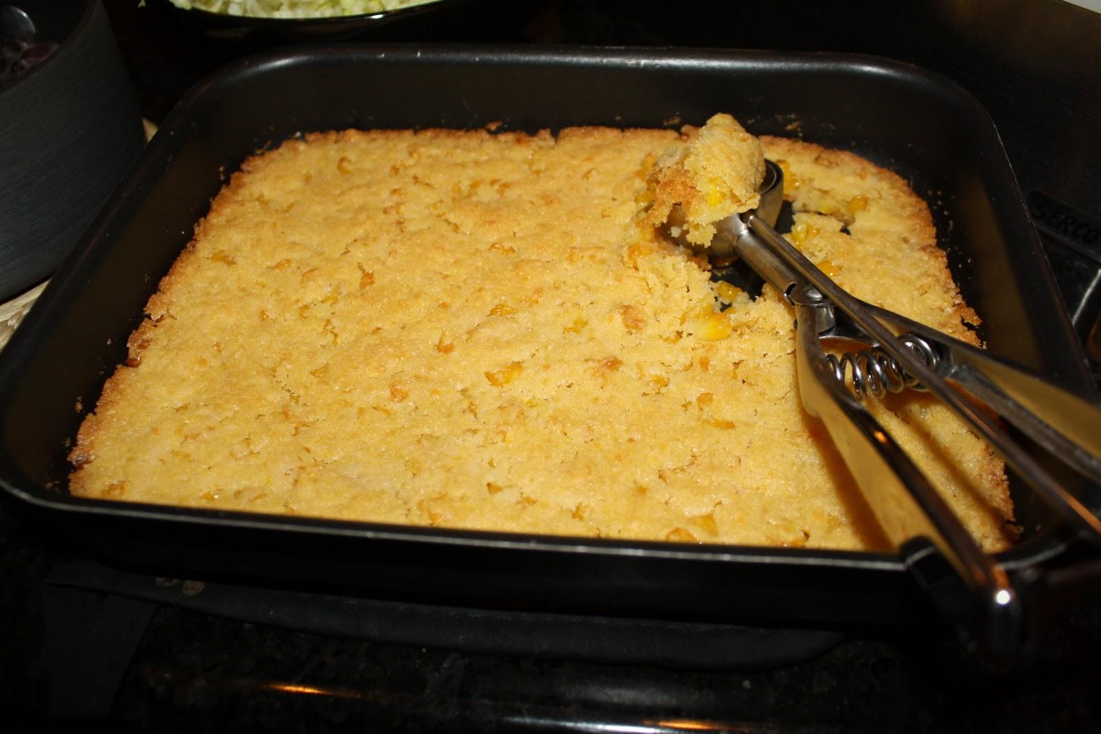 El Torito Mexican Corn Cake Recipe
