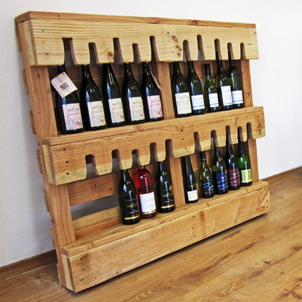 More ideas with recycled pallets 9