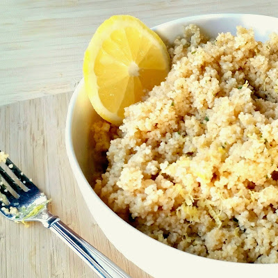 Lemon Herb Couscous