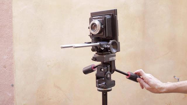 DIY 6x7 medium format camera