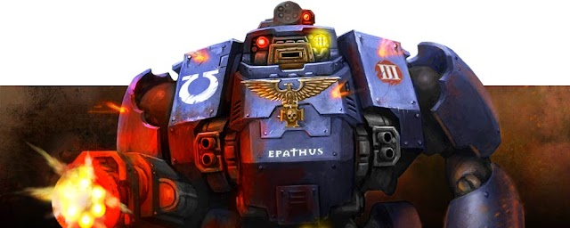 3 Strong Preview Builds for the Redemptor Dreadnought