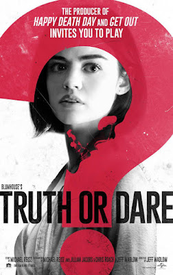 Truth or Dare [2018] Final *Unrated* [NTSC/DVDR] Ingles, Español Latino
