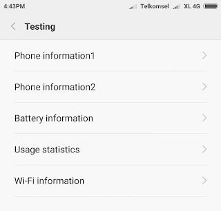 Cara Mengatasi Sms Tidak Bisa Terkirim Pada Smartphone xiaomi