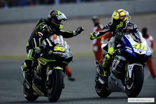 Rossi Start Kedua Race MotoGP Silverstone Inggris 2016