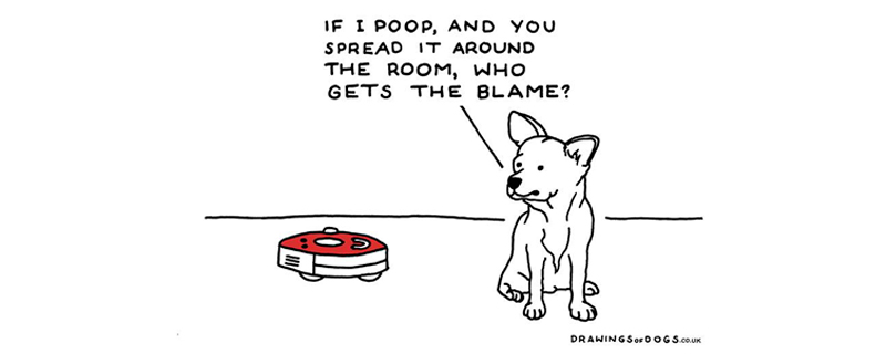 Viñetas de perros filósofos