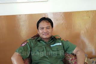 Kepala Balai KSDA Sumatera Selatan Nunu Anugrah