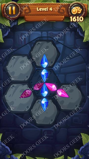 Gems & Magic [Rosein] Level 4 Solution, Walkthrough, Cheats