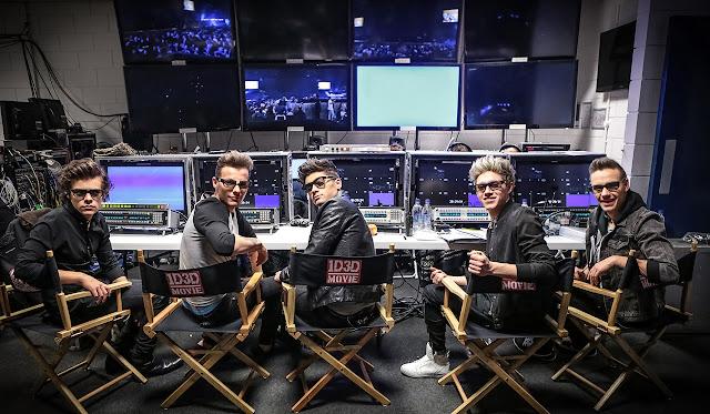 """Nuevas imágenes de la película """"One Direction - This Is Us"""""""