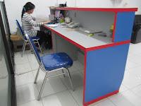 Meja Customer Service