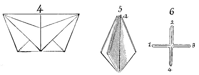 How to make Japanese paper bird - Japanese bird origami