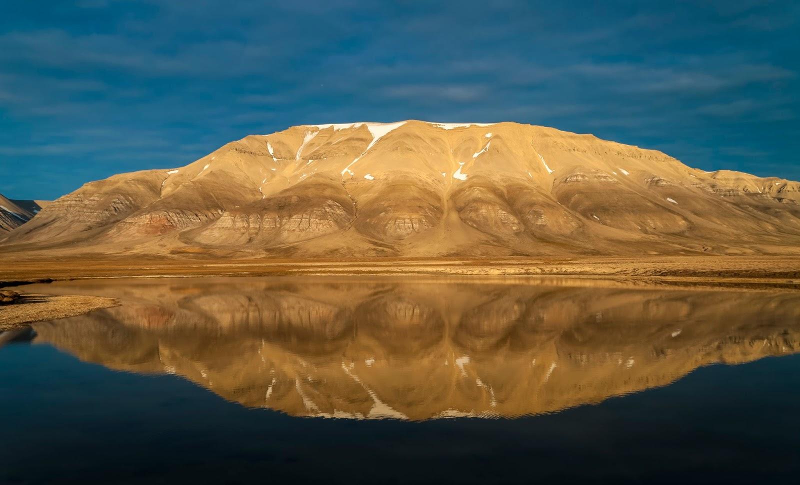 brucebyen svalbard spitzberg