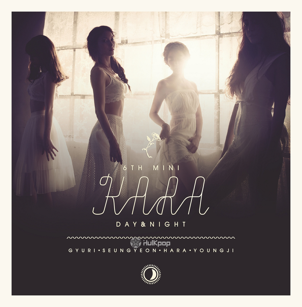 KARA – 6th Mini Album `Day&Night` (FLAC + ITUNES PLUS AAC M4A)