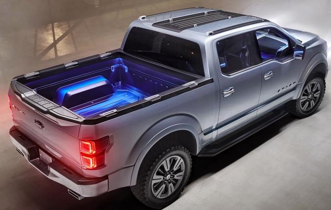 Ford atlas release date in Brisbane
