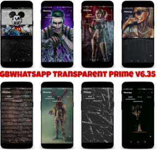 Free Download GBWhatsApp Transparent Prime Mod Apk Latest Version 2018