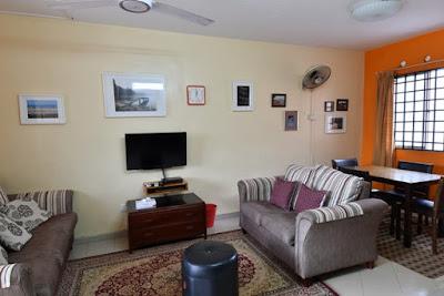 Foto 1: Ruang tamu