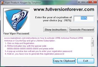 Sunbelt VIPRE Antivirus Premium 4.0 Incl. Keygen