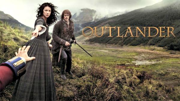 Outlander, Netflix