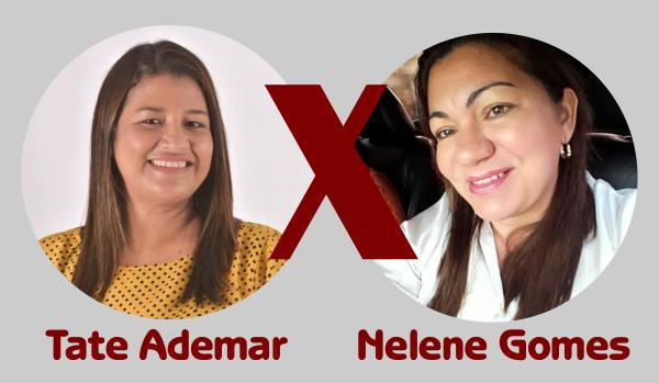 """""""Eleições 2020"""" Prefeita Tate vem perdendo o controle da administração e Nelene Gomes vem sendo aclamada pela população como futura Prefeita da Cidade de Amapá do Maranhão."""