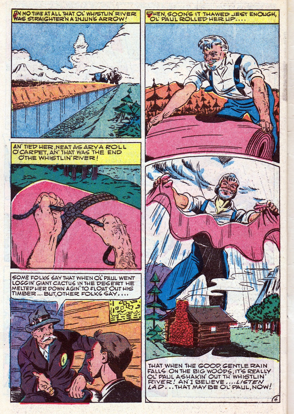 Cowboy Western Comics (1948) issue 18 - Page 34