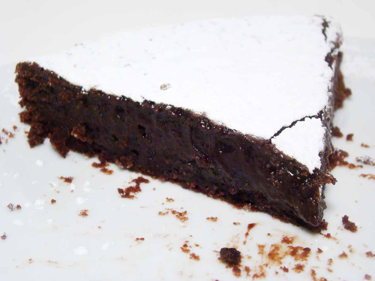 Brownie con cacao