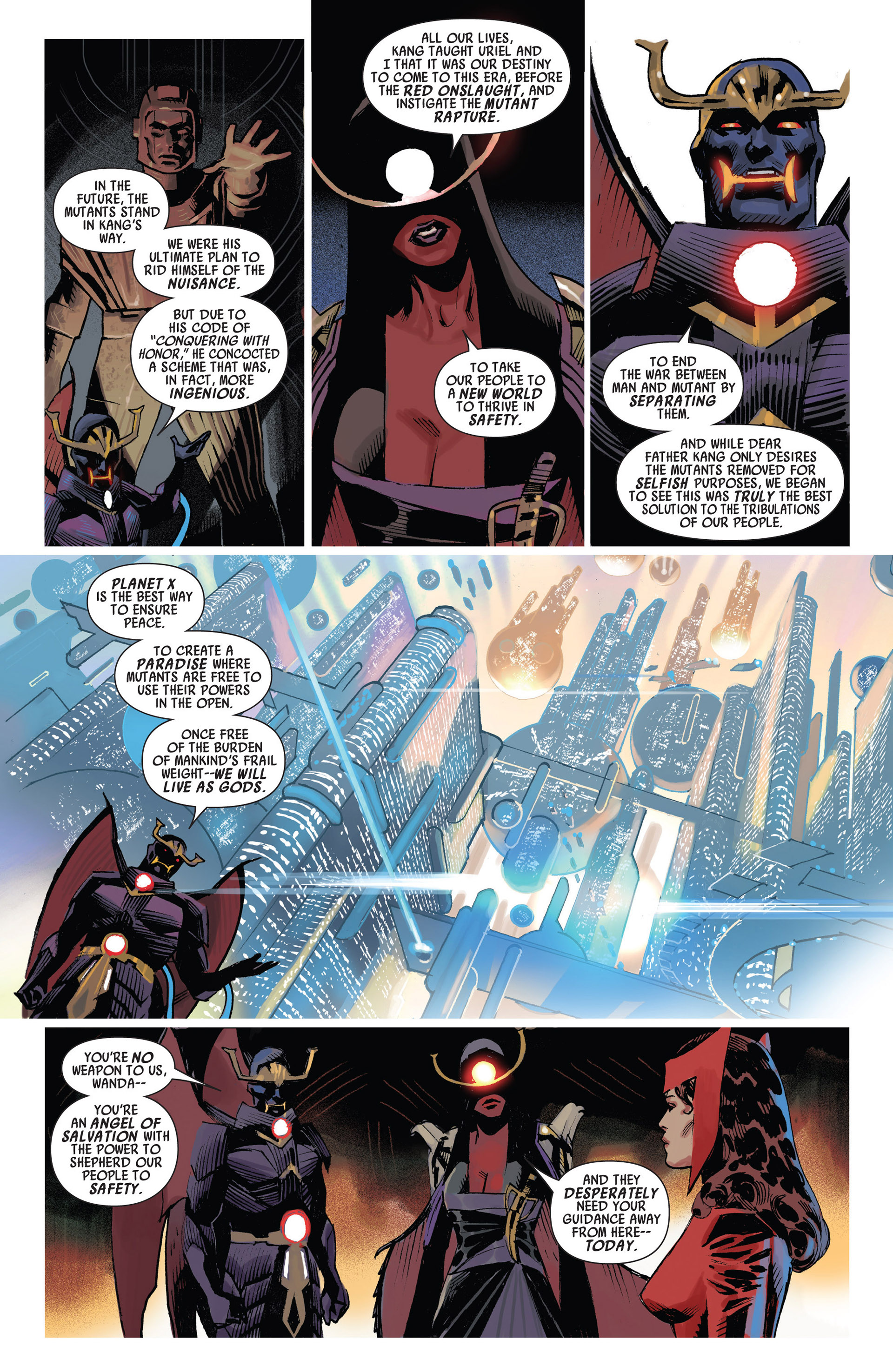 Read online Uncanny Avengers (2012) comic -  Issue #11 - 7
