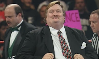 WWF - Over the Edge 1998 Review - Paul Bearer managed Kane against Vader
