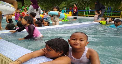 Kolam Renang Bon Sawit Pelaihari