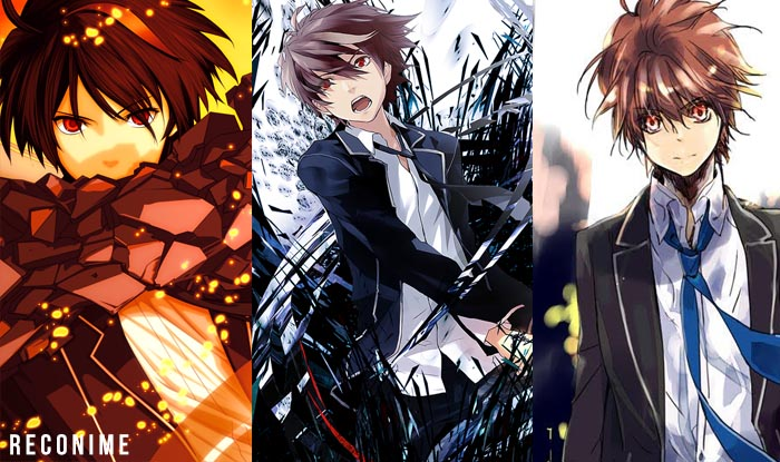 Inilah Karakter Yang Paling Sakuranime Sukai Pada Anime Guilty Crown Namanya Adalah Ouma Shu Merupakan Tokoh Utama Dan Protagonis Lagi Laki Dari