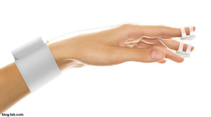 Vibrator di Jari-jari Tangan Lalu Siap Meraba-raba