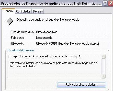 DEFINITION TÉLÉCHARGER INTERNE 65535 AUDIO BUS HIGH DRIVER