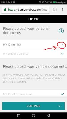 pemandu driver uber