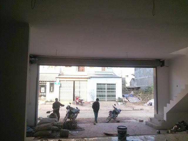 Hoàn thiện nhà bê tông cốt thép 3d