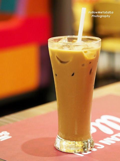Durian Coffee On Ice RM 13.90