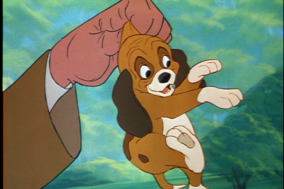 "Young Copper ""The Fox and the Hound"" 1981 animatedfilmreviews.filminspector.com"